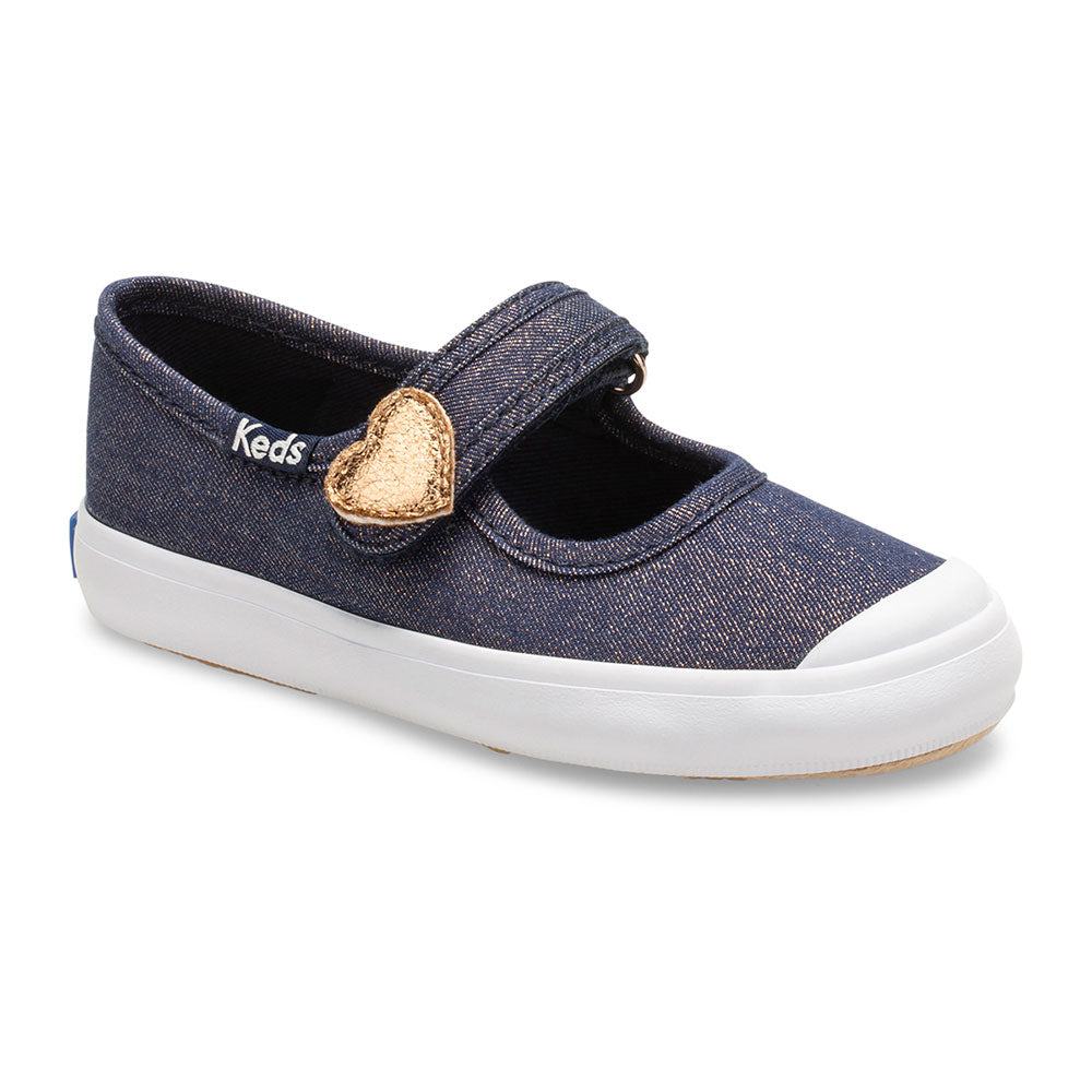Keds Harper MJ in Denim Sparkle