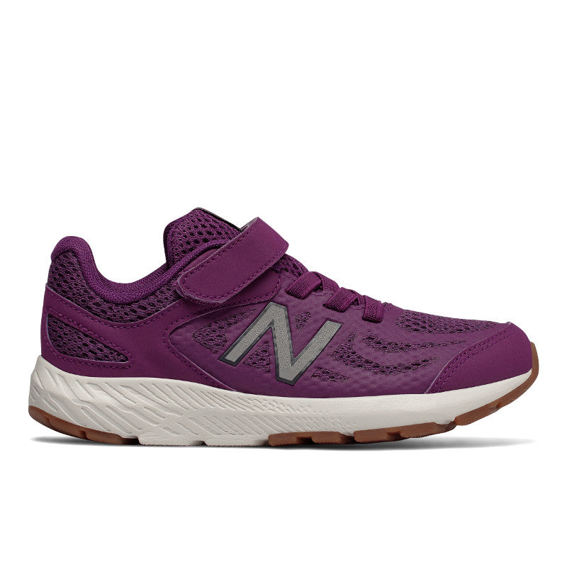 New Balance 519v1 Velcro in Plum Purple (Sizes 7-10)