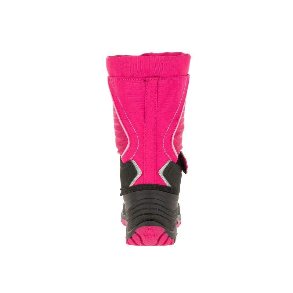 Kamik Snowfall Winter Boot - Black/Rose