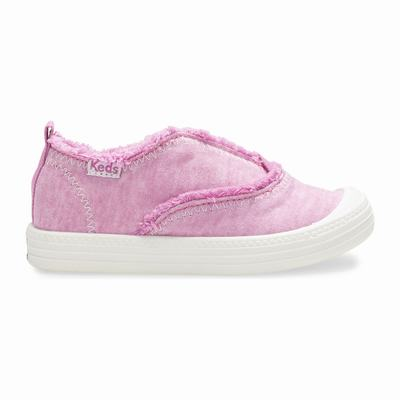 Keds Breaker Sneaker Slip-on in Pink