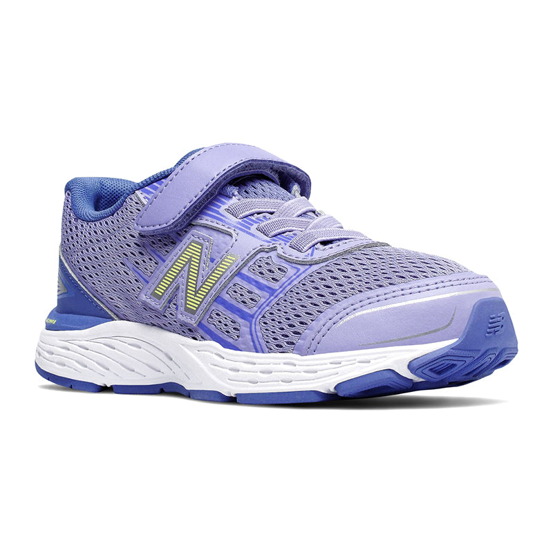 New Balance 680v5 Velcro in Ice Violet (Sizes 7-12)