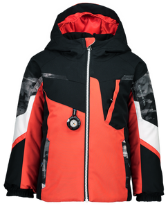 Boys Orb Winter Jacket - Red
