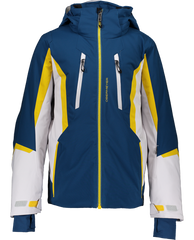Obermeyer Boys Teen Mach 10 Winter Jacket-Passport
