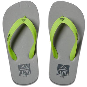 REEF KIDS SWITCHFOOT - GREY/GREEN