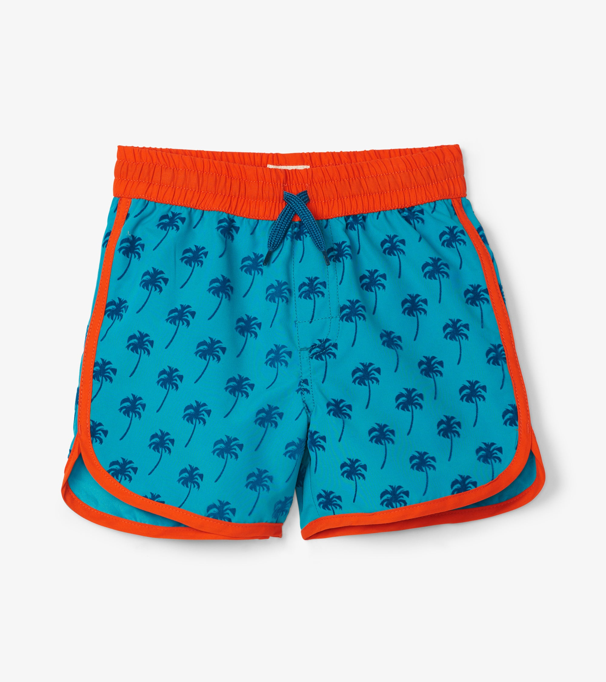 Hatley Tropical Palms Swim Shorts
