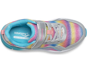 Saucony Flash A/C 2.0 Sneaker - Silver/Multi