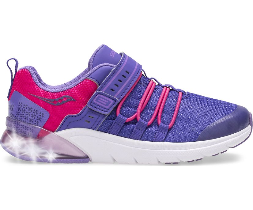 Flash Glow 2.0 Sneaker - Purple/Pink