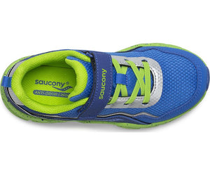 Saucony Flash A/C 2.0 Sneaker - Blue/Green