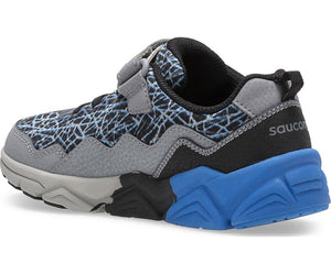 Flash A/C 2.0 Sneaker - Grey/Black/Blue