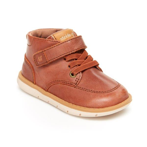 Stride Rite SRT Quinn Boot Sierra Brown