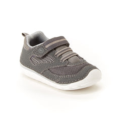 Stride Rite Soft Motion Adrian Grey Sneaker