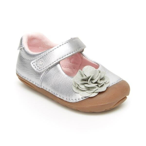 Stride Rite SM Aria Mary Jane - Silver