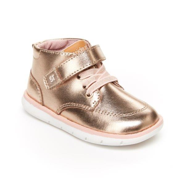 SRTech Quinn Boot - Rose Gold