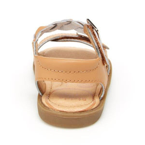 Stride Rite Naomi Sandal - Tan Leather