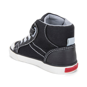 See Kai Run Dane High-Top - Black