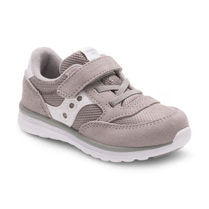 Baby Jazz Lite Sneaker - Grey/White