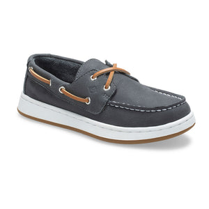 Sperry Cup II Boat Shoe in Grey
