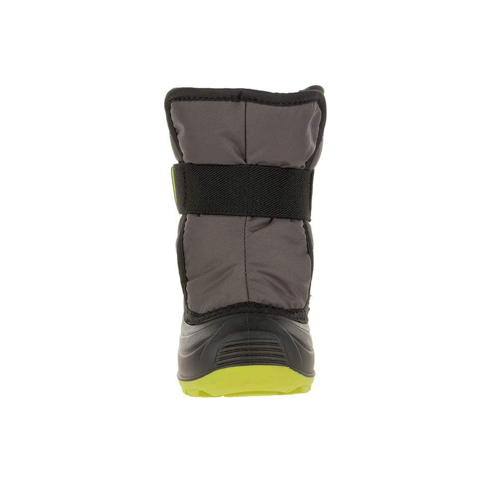Snowbug3 Winter Boot - Charcoal/Lime