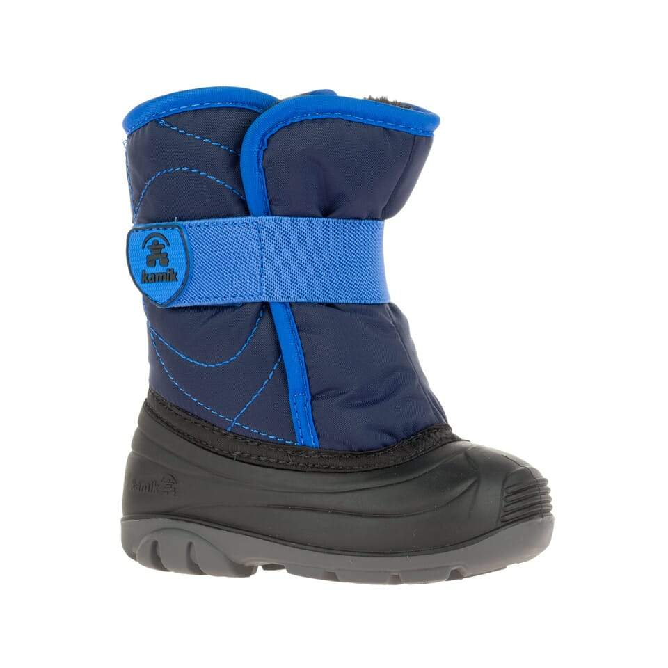 Kamik Snowbug 3 Winter Boot - Navy/Blue