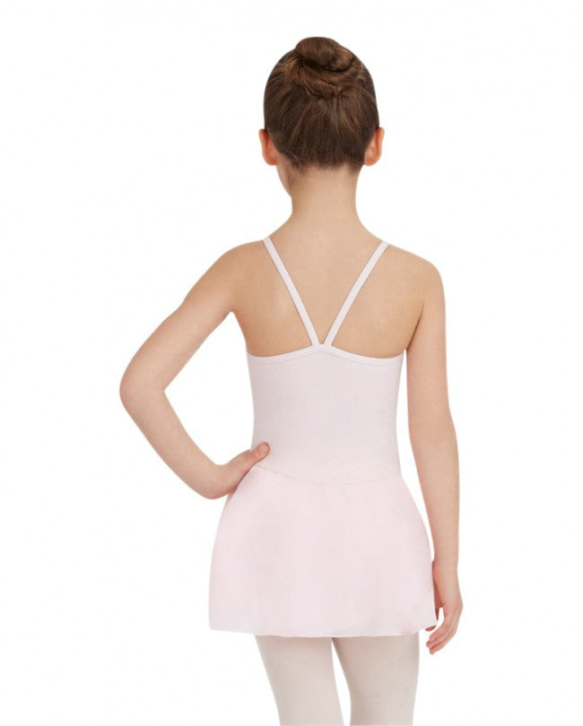 Capezio Camisole Cotton Dress in Pink -  - Little Feet Childrens Shoes  - 2