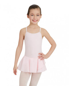 Capezio Camisole Cotton Dress in Pink -  - Little Feet Childrens Shoes  - 3