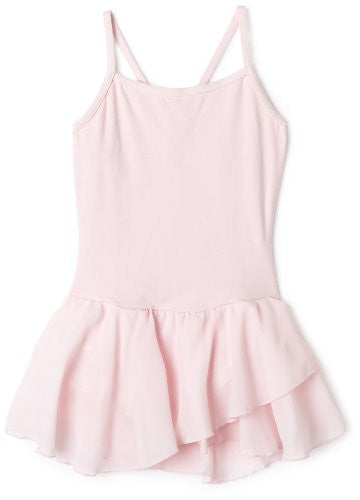 Capezio Camisole Cotton Dress in Pink -  - Little Feet Childrens Shoes  - 1