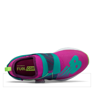 New Balance Kids Fuel Core Reveal Boa - Poison Berry