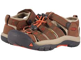 new concept 49fc4 1fe75 Keen Newport H2 Sandal Dark Earth/Orange