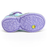 Jambu Fia 3 MJ in Aqua/Purple -  - Little Feet Childrens Shoes  - 3