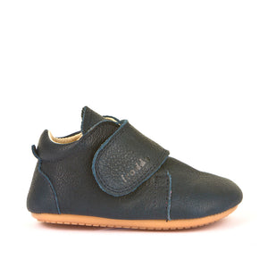 Froddo Leather Bootie Prewalker - Dark Blue