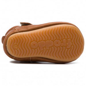 Prewalker Leather Sandal - Brown