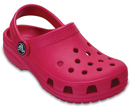 Crocs Kids Classic in Candy Pink