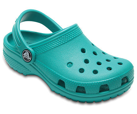 Crocs Kids Classic in Tropical Teal