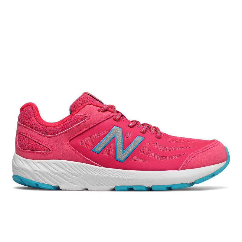 New Balance 519v1 Lace in Pomegranate (Sizes 10.5-5)