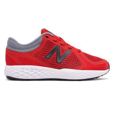 New Balance 720v4 Lace Sneaker Red/Black