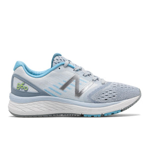 New Balance 860v8 Lace in Grey/Teal (Sizes 2-7)
