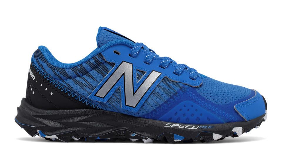 New Balance 690v2 Trail Lace Blue/Black