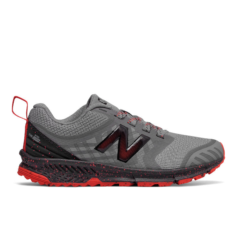 New Balance NTRv3 Lace in Steel/Flame (Sizes 13-7)