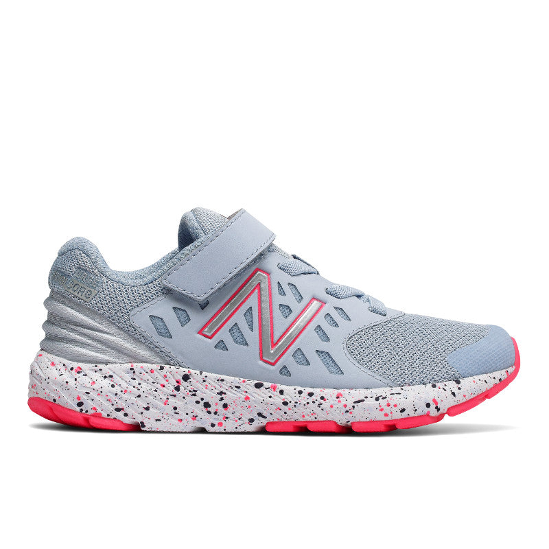 New Balance URGv3 Velcro in Grey/Pink Multi (Sizes 10.5-3)