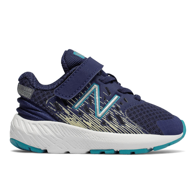 New Balance URGv3 Velcro in Tech Blue/Glo (Sizes 7-10)
