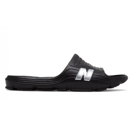 New Balance Mens Float Slide Sandal - Silver