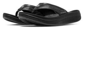 New Balance Ladies Revive Thong Sandal - Black