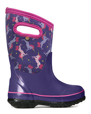 Bogs Classic Unicorn Purple