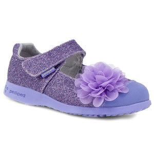 Pediped Flex Estella Mary Jane - Violet
