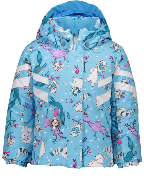 Obermeyer Girls Neato Winter Jacket-Wild Winter