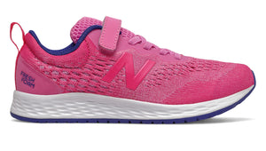 New Balance Kids Fresh Foam Arishi A/C Sneaker - Candy Pink