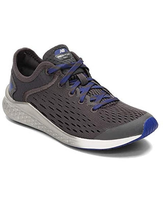 New Balance Kids Fresh Foam Fast Sneaker - Magnet/Blue