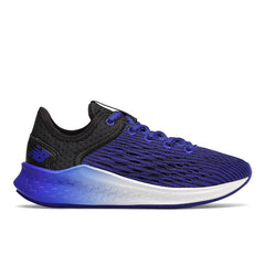 New Balance Fresh Foam Fast Lace Black/UV Blue