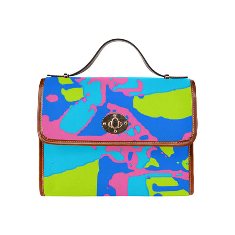 Paradiso London Satchel Bag