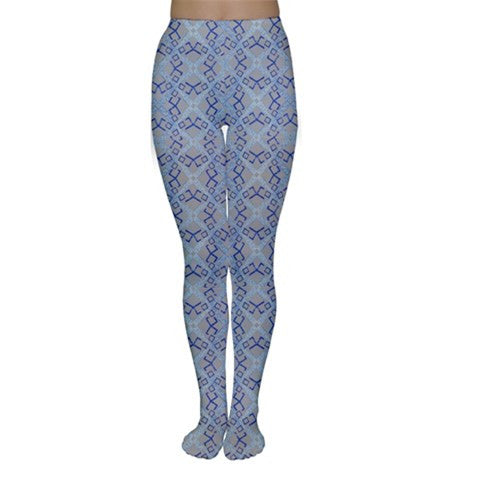 Suga Lane Ice Blue Tights
